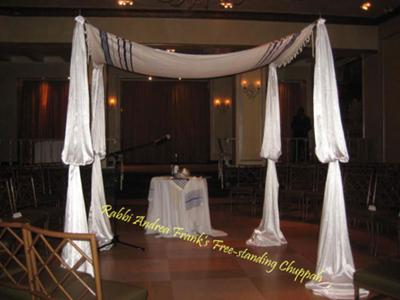 Jewish Wedding Ceremony Chuppah