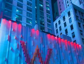 The W Hotel on Lexington Avenue, New York City